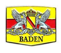 Pin Großherzogtum Baden Schild Wappen Anstecker NEU Anstecknadel