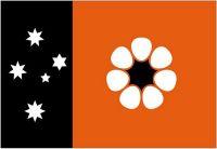 Fahnen Aufkleber Sticker Australien - Northern Territorium