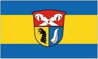 Fahne / Flagge Landkreis Nienburg Weser 90 x 150 cm
