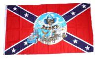 Fahne / Flagge Südstaaten - Buggy  90 x 150 cm
