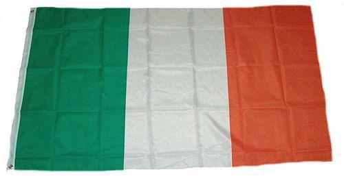 Flagge / Fahne Irland Hissflagge 90 x 150 cm