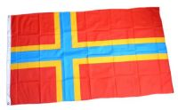 Fahne / Flagge Orkney Inseln 90 x 150 cm