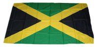 Fahne / Flagge Jamaika 30 x 45 cm