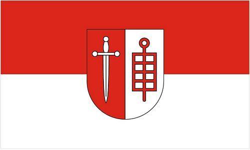 Fahne / Flagge Leingarten 90 x 150 cm