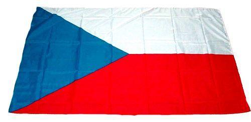 Fahne / Flagge Tschechien 30 x 45 cm