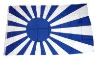 Fahne / Flagge Rising Sun blau / weiß 90 x 150 cm