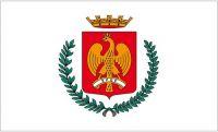 Fahne / Flagge Italien - Palermo 90 x 150 cm