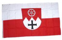 Flagge / Fahne Main Tauber Kreis Hissflagge 90 x 150 cm