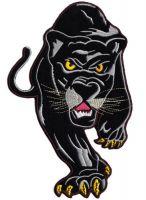 Aufnäher Patch Schwarzer Panther