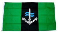 Fahne / Flagge Großbritannien Special Boot Service 90 x 150 cm