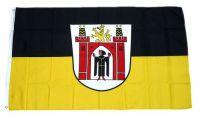 Flagge / Fahne München großes Wappen Hissflagge 90 x 150 cm
