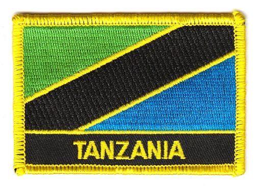 Flaggen Aufn/äher Patch Mauritius Schrift Fahne NEU