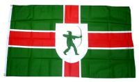 Fahne / Flagge England - New Nottinghamshire 90 x 150 cm