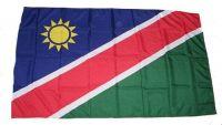 Fahne / Flagge Namibia 30 x 45 cm