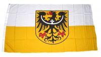Fahne / Flagge Niederschlesien 90 x 150 cm