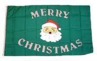 Fahne / Flagge Weihnachten Merry Christmas 90 x 150 cm