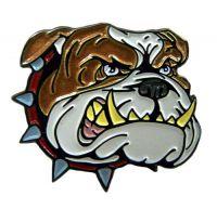 Pin Anstecker Bulldogge Anstecknadel