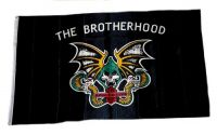 Fahne / Flagge The Brotherhood 90 x 150 cm