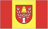 Fahne / Flagge Wittenförden 90 x 150 cm