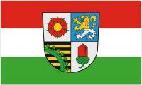Fahne / Flagge Landkreis Altenburger Land 90 x 150 cm