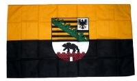 Fahne / Flagge Sachsen Anhalt 30 x 45 cm