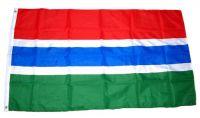 Flagge / Fahne Gambia Hissflagge 90 x 150 cm