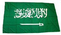 Fahne / Flagge Saudi Arabien 30 x 45 cm