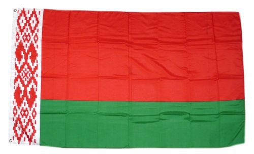 Flagge / Fahne Weißrussland Hissflagge 90 x 150 cm