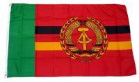 Fahne / Flagge DDR - Grenzbrigade Küste 90 x 150 cm