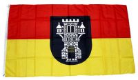 Flagge / Fahne Menden Hissflagge 90 x 150 cm