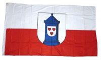 Fahne / Flagge Bad Liebenwerda 90 x 150 cm