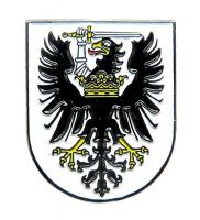 Pin Westpreußen Wappen Anstecker NEU Anstecknadel