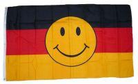 Fahne / Flagge Deutschland Smile 90 x 150 cm
