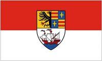 Fahne / Flagge Brake Unterweser 90 x 150 cm
