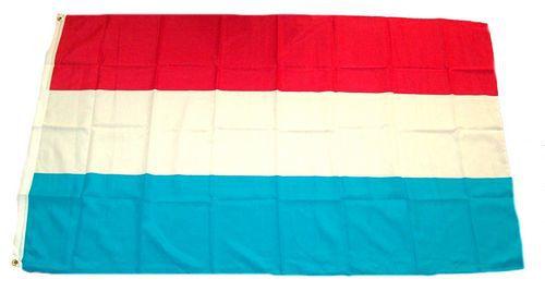 Flagge / Fahne Luxemburg Hissflagge 90 x 150 cm