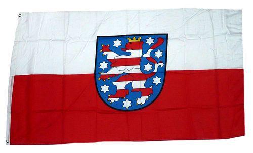 90 x 150 cm Flagge Deutschland Vorpommern