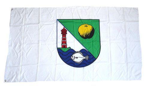 Flagge / Fahne Hamburg Finkenwerder Hissflagge 90 x 150 cm