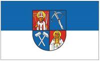 Fahne / Flagge Zella Mehlis 90 x 150 cm
