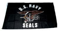Fahne / Flagge Navy Seals 90 x 150 cm