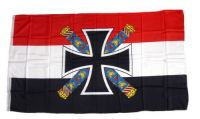 Fahne / Flagge Deutsches Reich Oberbefehlshaber China 90 x 150 cm