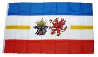 Flagge / Fahne Mecklenburg Vorpommern Hissflagge 90 x 150 cm