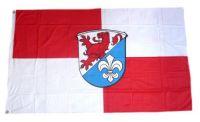 Fahne / Flagge Hattersheim am Main 90 x 150 cm
