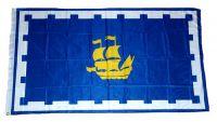 Flagge / Fahne Kanada - Quebec City Hissflagge 90 x 150 cm
