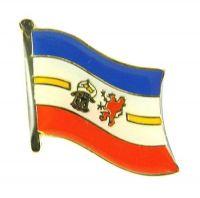 Flaggen Pin Mecklenburg Vorpommern Pins Anstecknadel