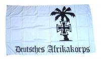 Fahne / Flagge Deutsches Afrikakorps 150 x 250 cm