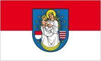 Fahne / Flagge Querfurt 90 x 150 cm