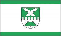 Fahne / Flagge Langwedel Weser 90 x 150 cm