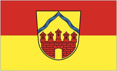 Fahne / Flagge Samtgemeinde Horneburg 90 x 150 cm
