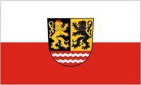 Fahne / Flagge Saale Orla Kreis 90 x 150 cm