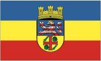 Fahne / Flagge Groß-Gerau 90 x 150 cm